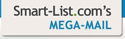 Smart-list.com: Mega Mail